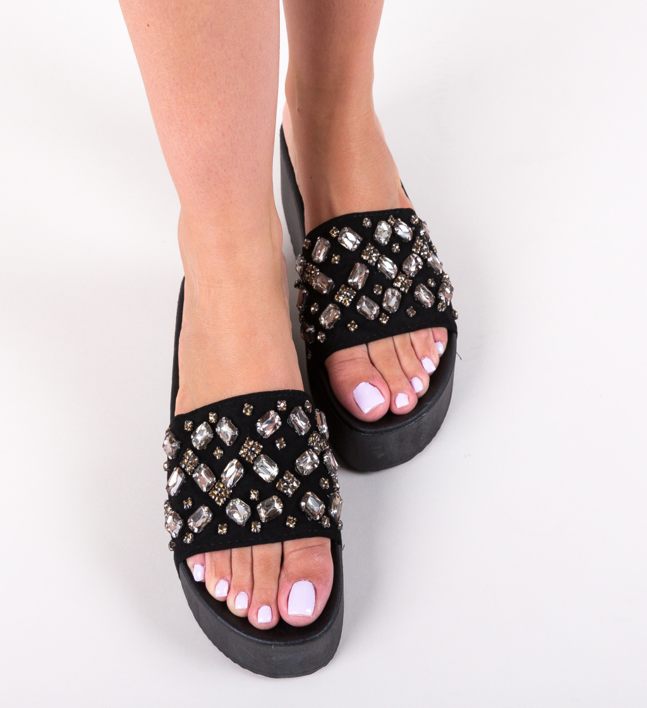 Papuci Bea Negri