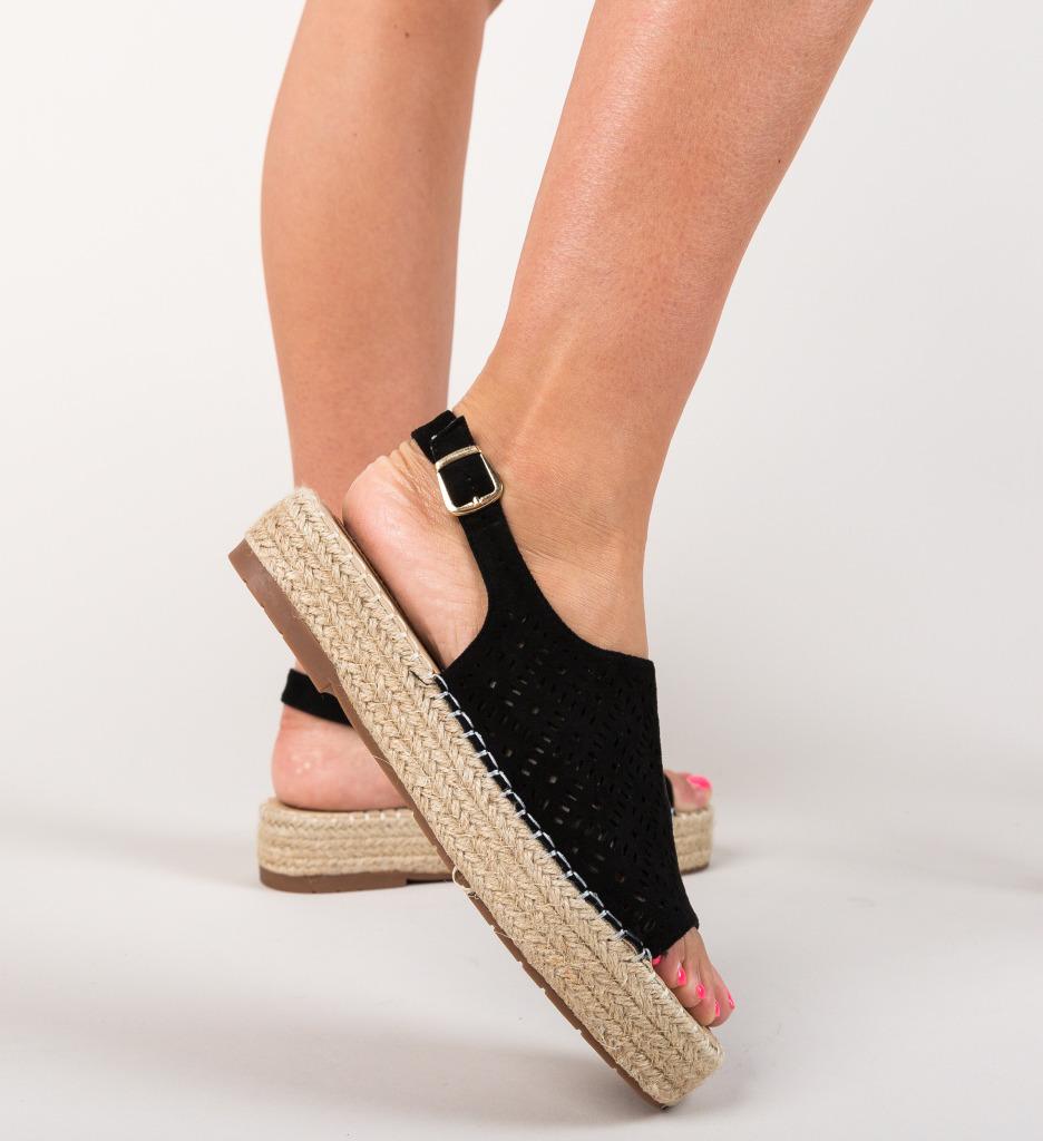 Sandale Bulge Negre