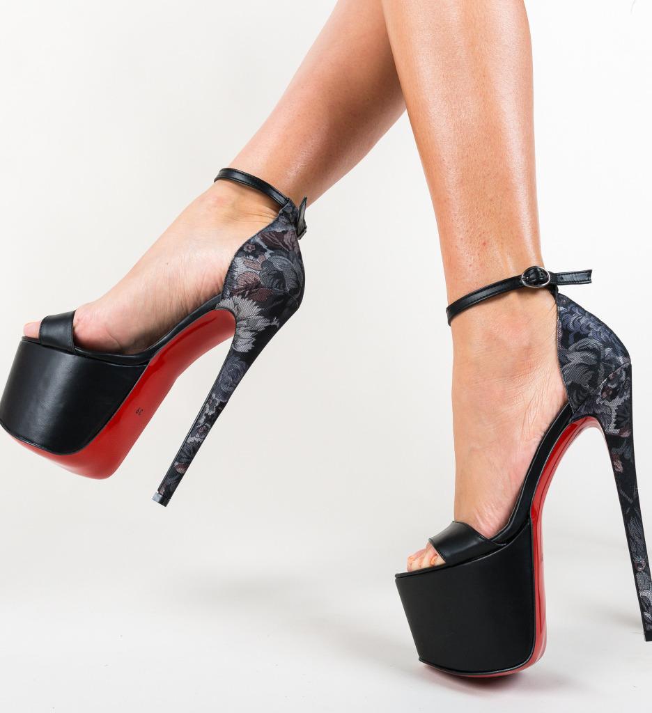 Sandale Dama Avia Negri 2