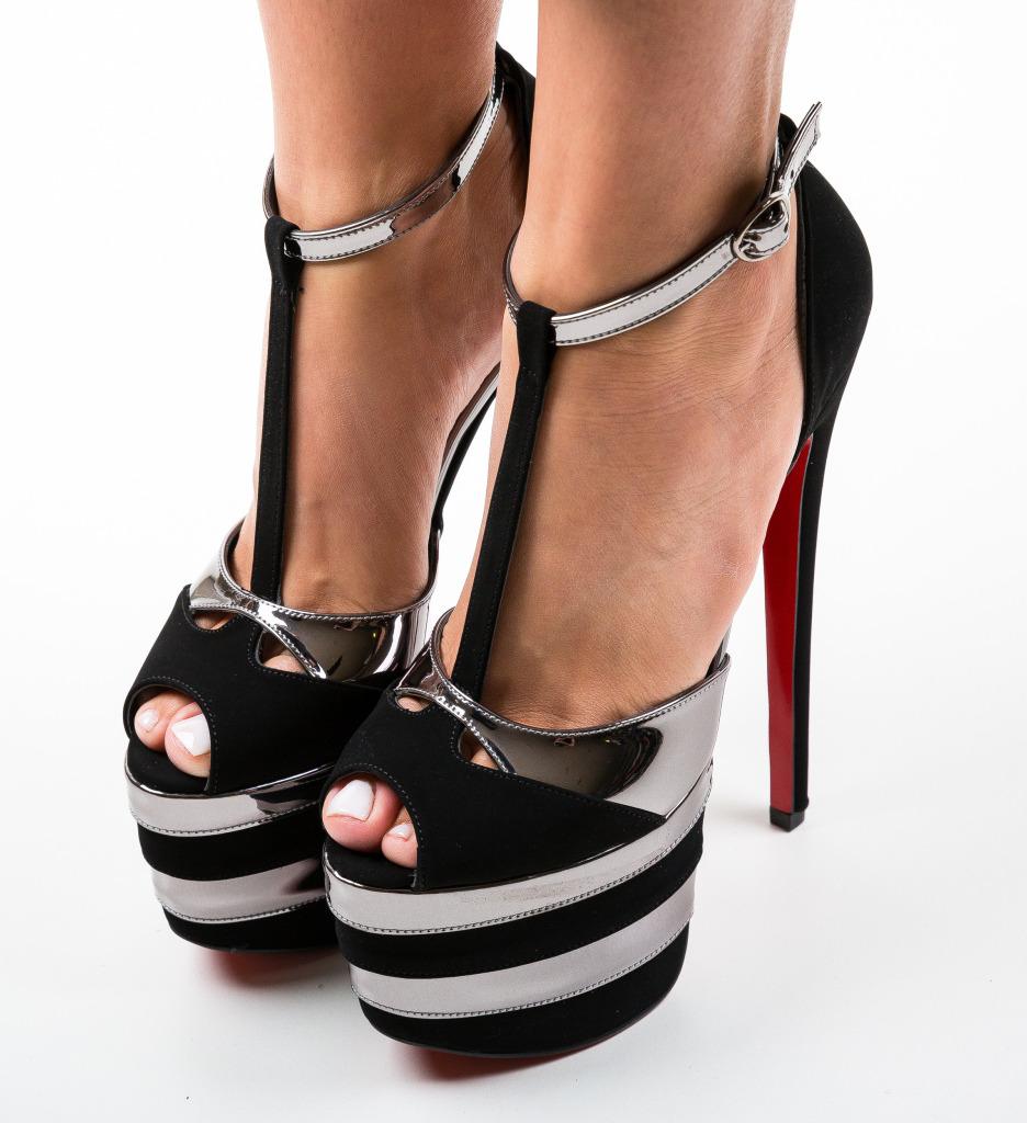 Sandale Derigop Negre 2