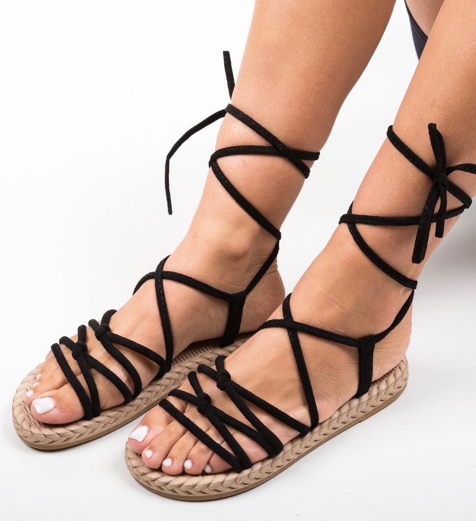 Sandale Derivaro Negre