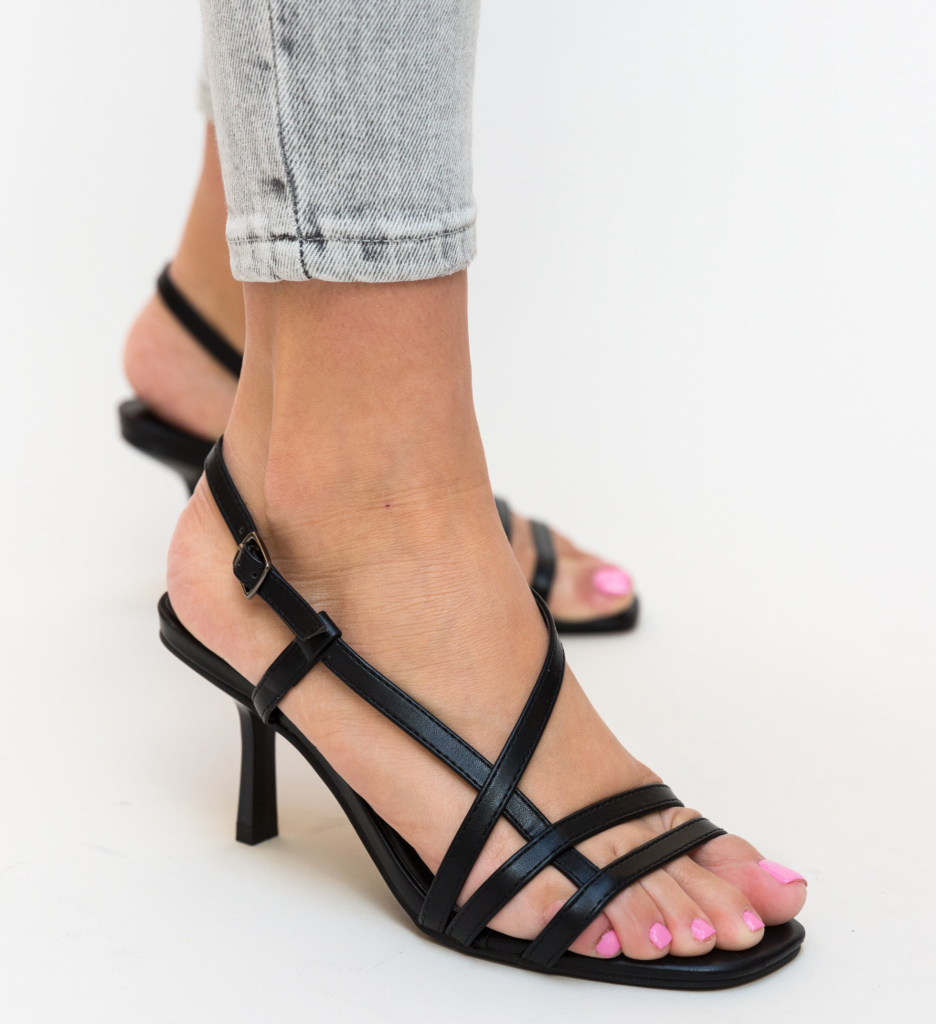 Sandale Erbos Negre
