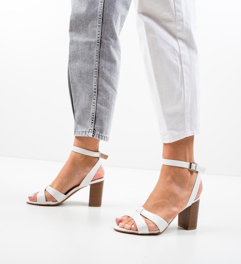 Sandale Eren Albe