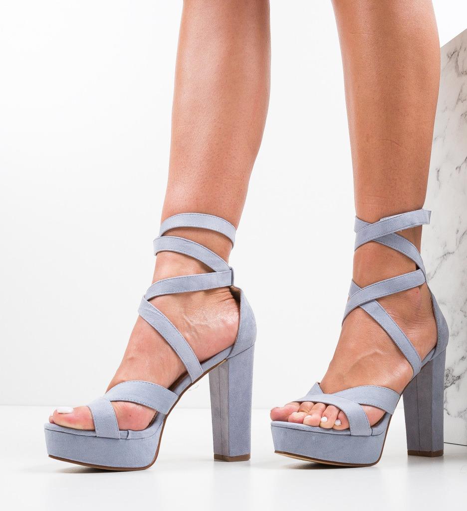 Sandale Fihe Albastre