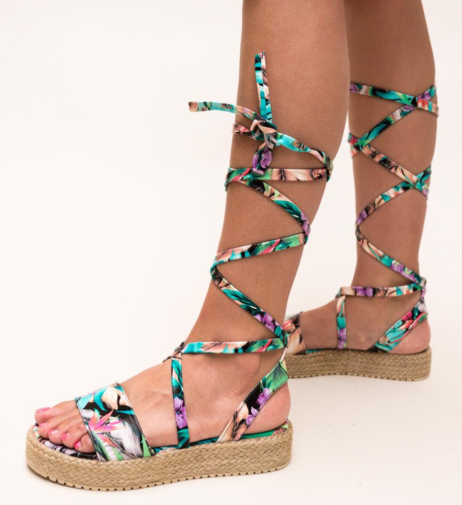 Sandale Flawon Multi