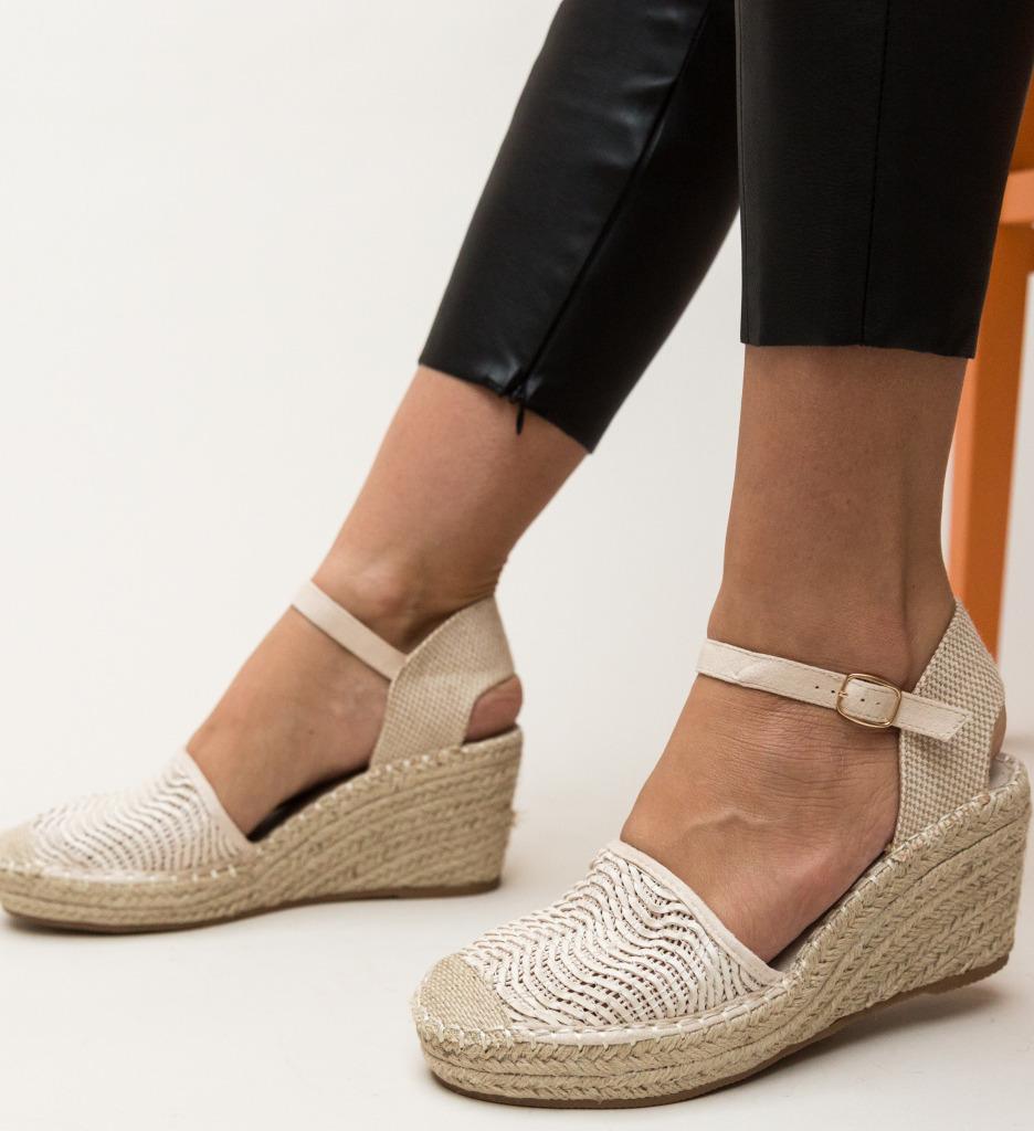 Sandale Guerra Bej