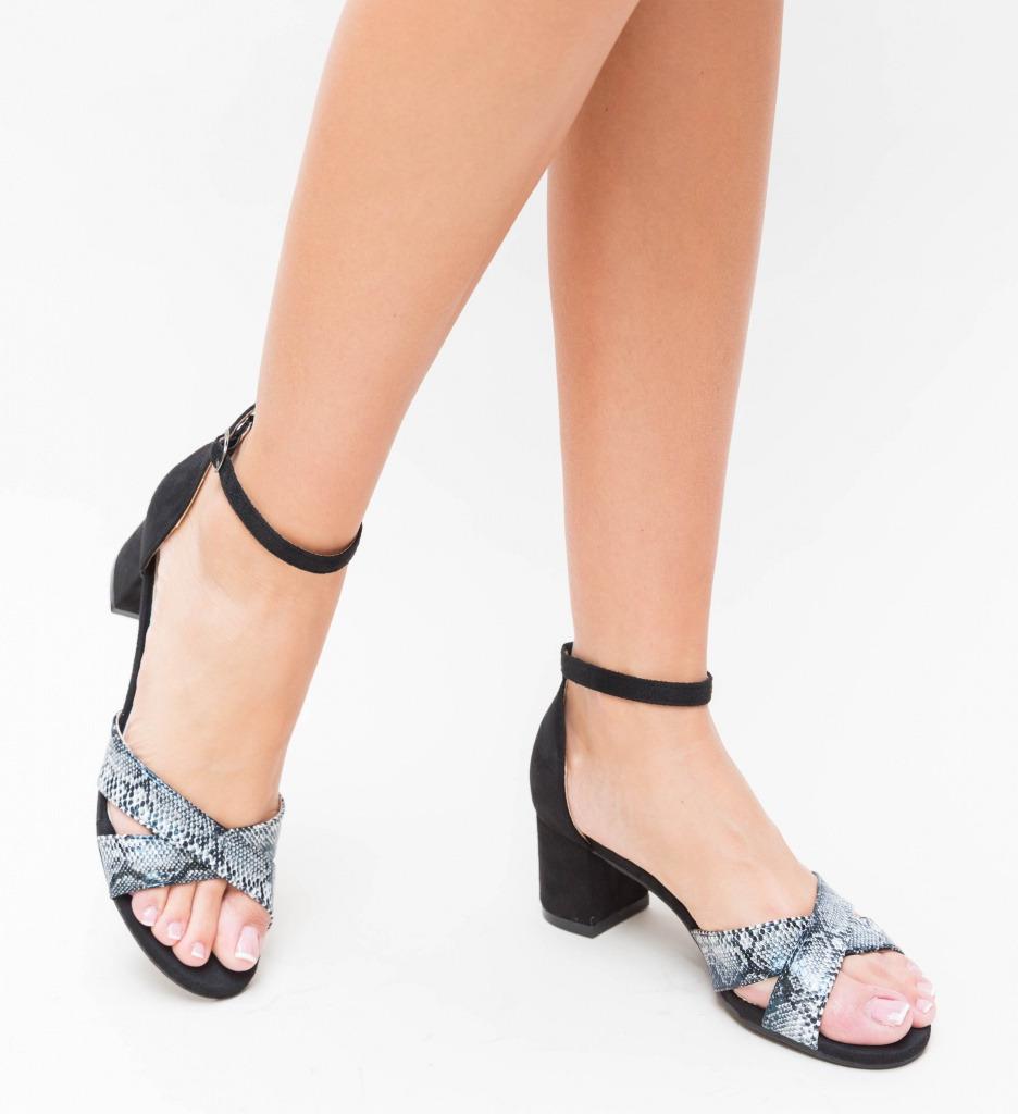 Sandale Mesel Negre