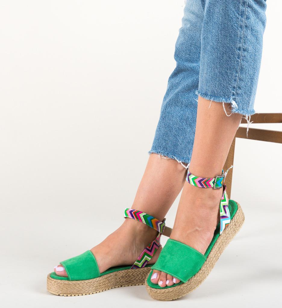 Sandale Mikiom Verzi