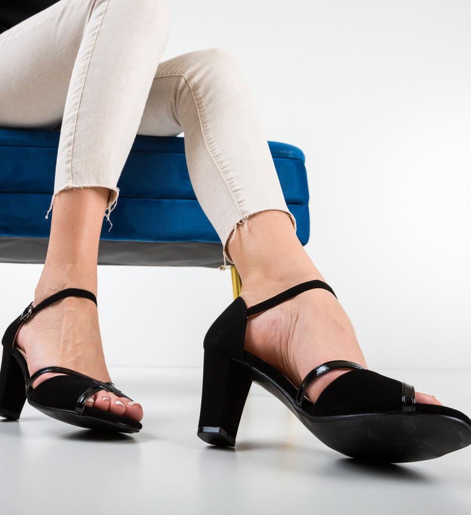 Sandale Neog Negre 2