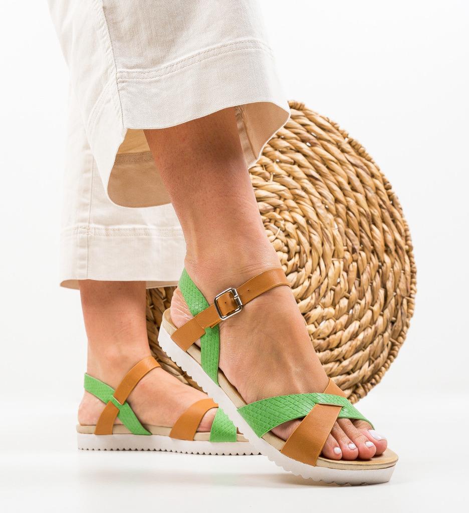 Sandale Rosalie Verzi