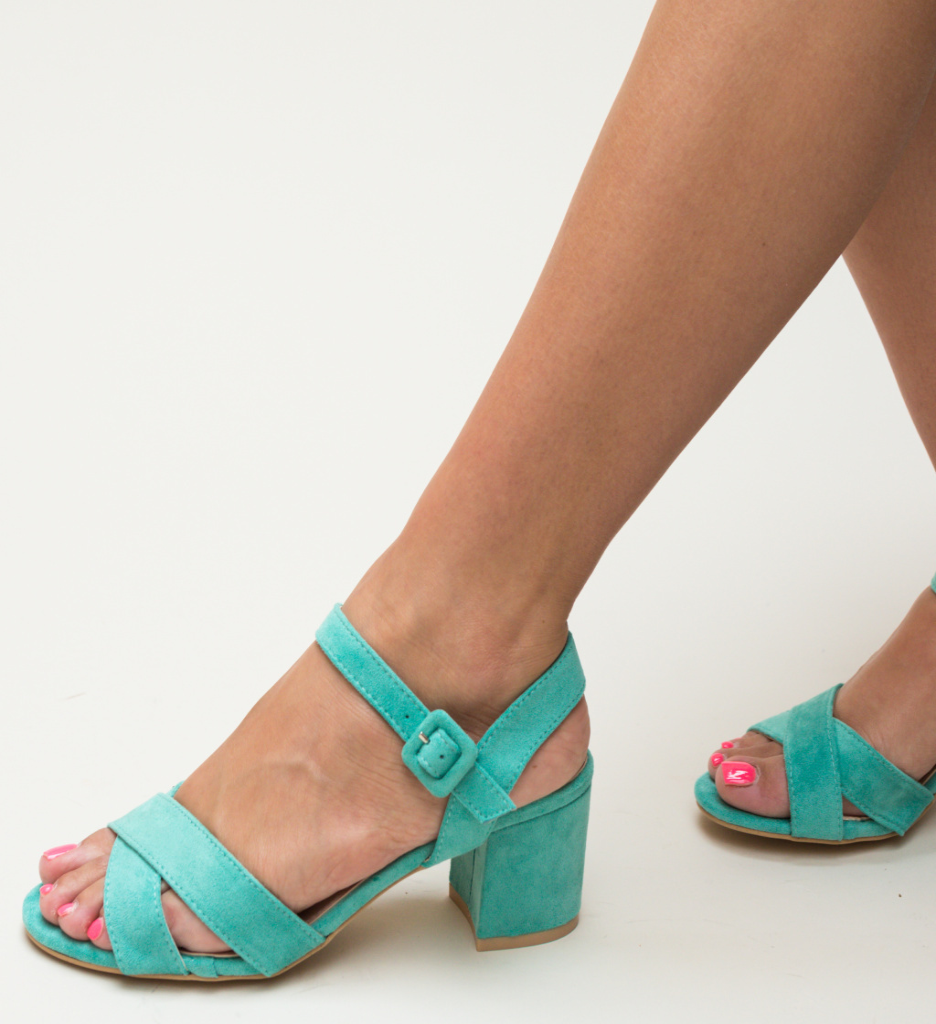 Sandale Stout Verzi