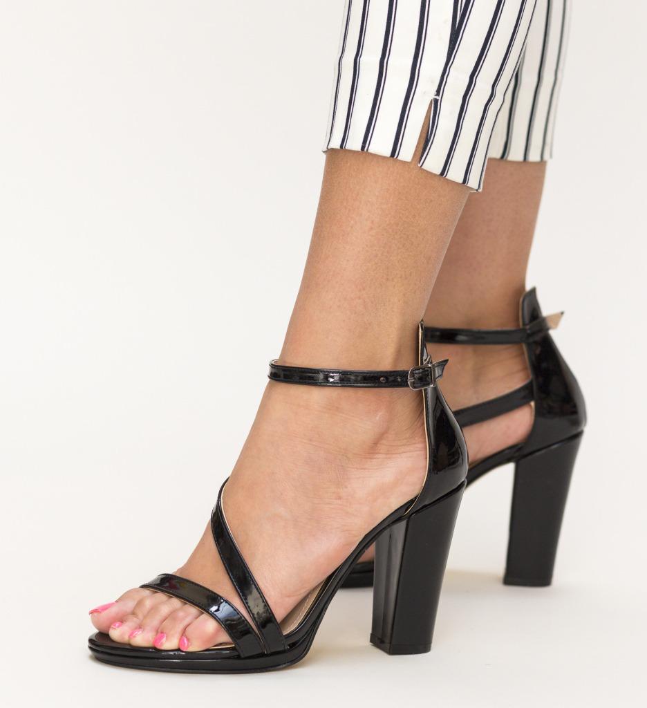 Sandale Volter Negre 3