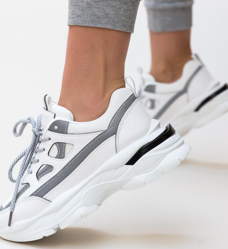 Pantofi Sport Nishtula Negri