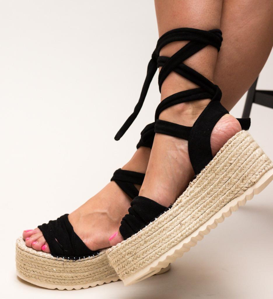 Sandale Sinead Negre