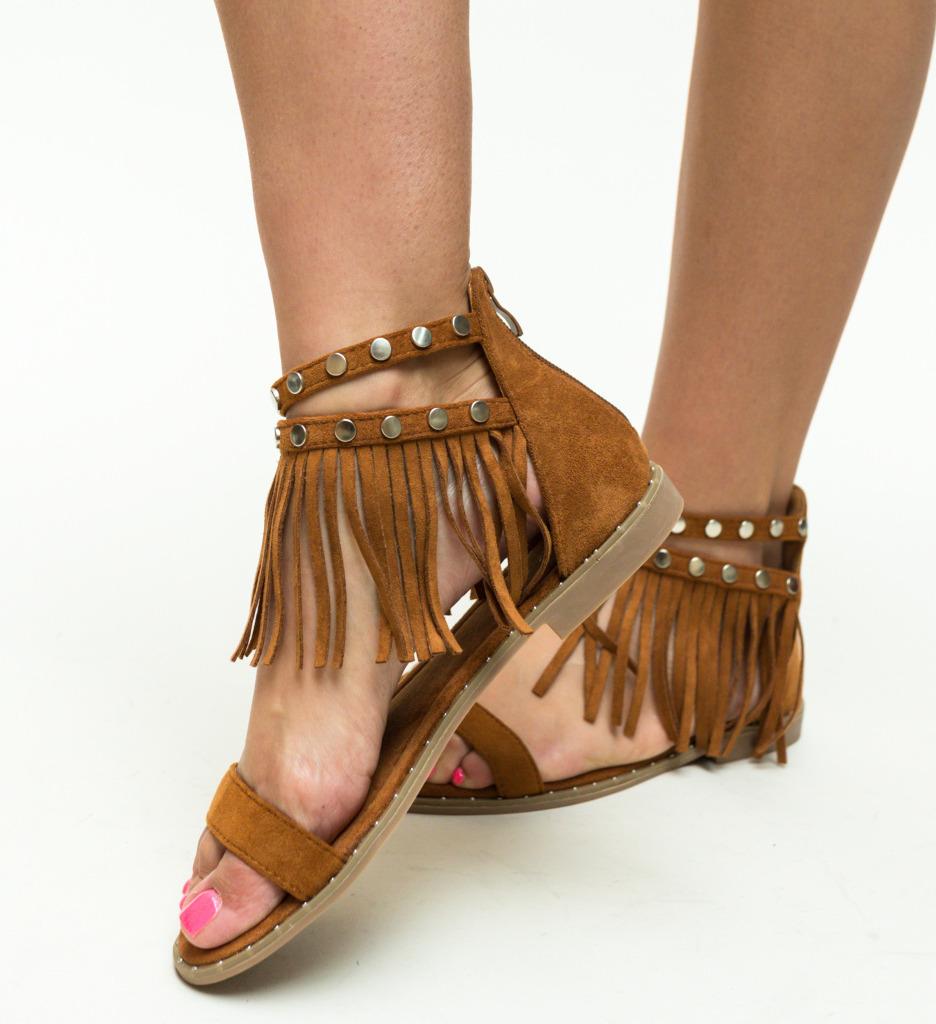 Sandale Kenda Camel