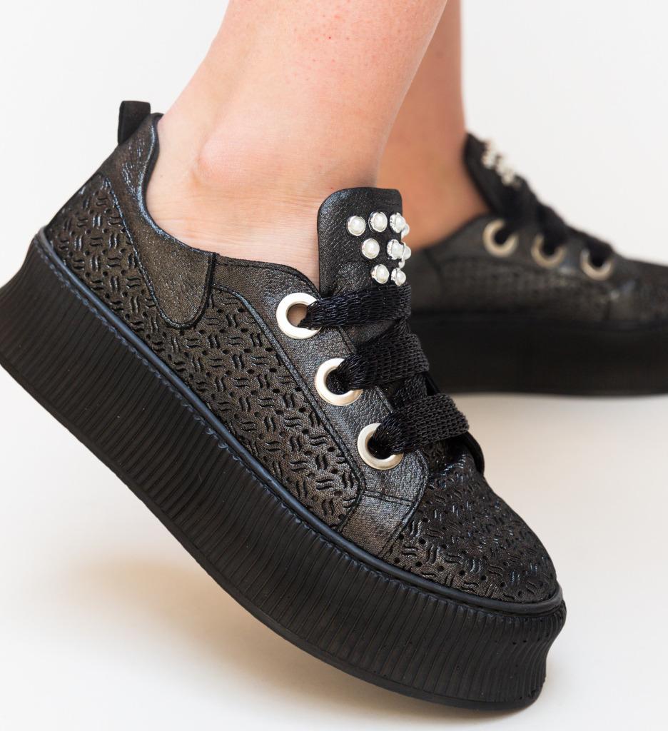 Pantofi Casual Blinders Gri