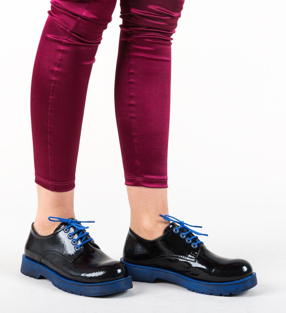 Pantofi Casual Flavored Albastri imagine 2021