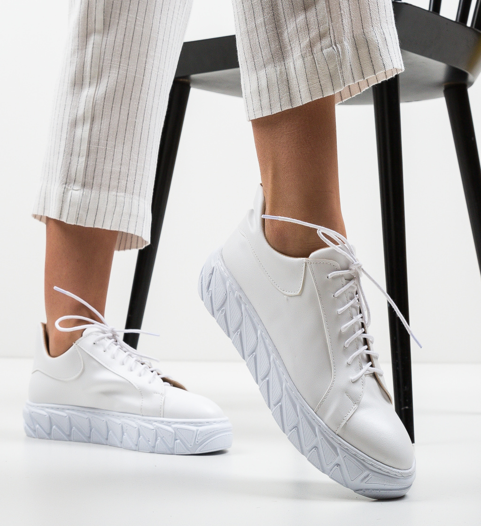 Pantofi Casual Jona Albi
