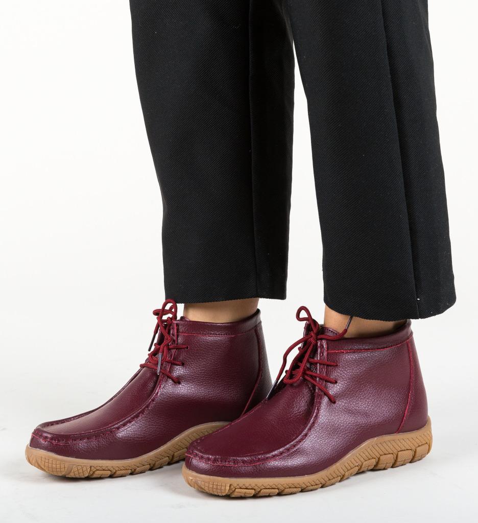 Pantofi Casual Nakita Grena