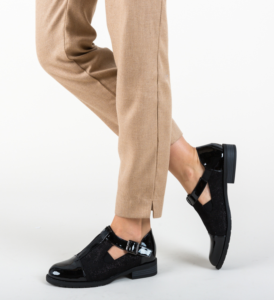 Pantofi Casual Oisin Negri