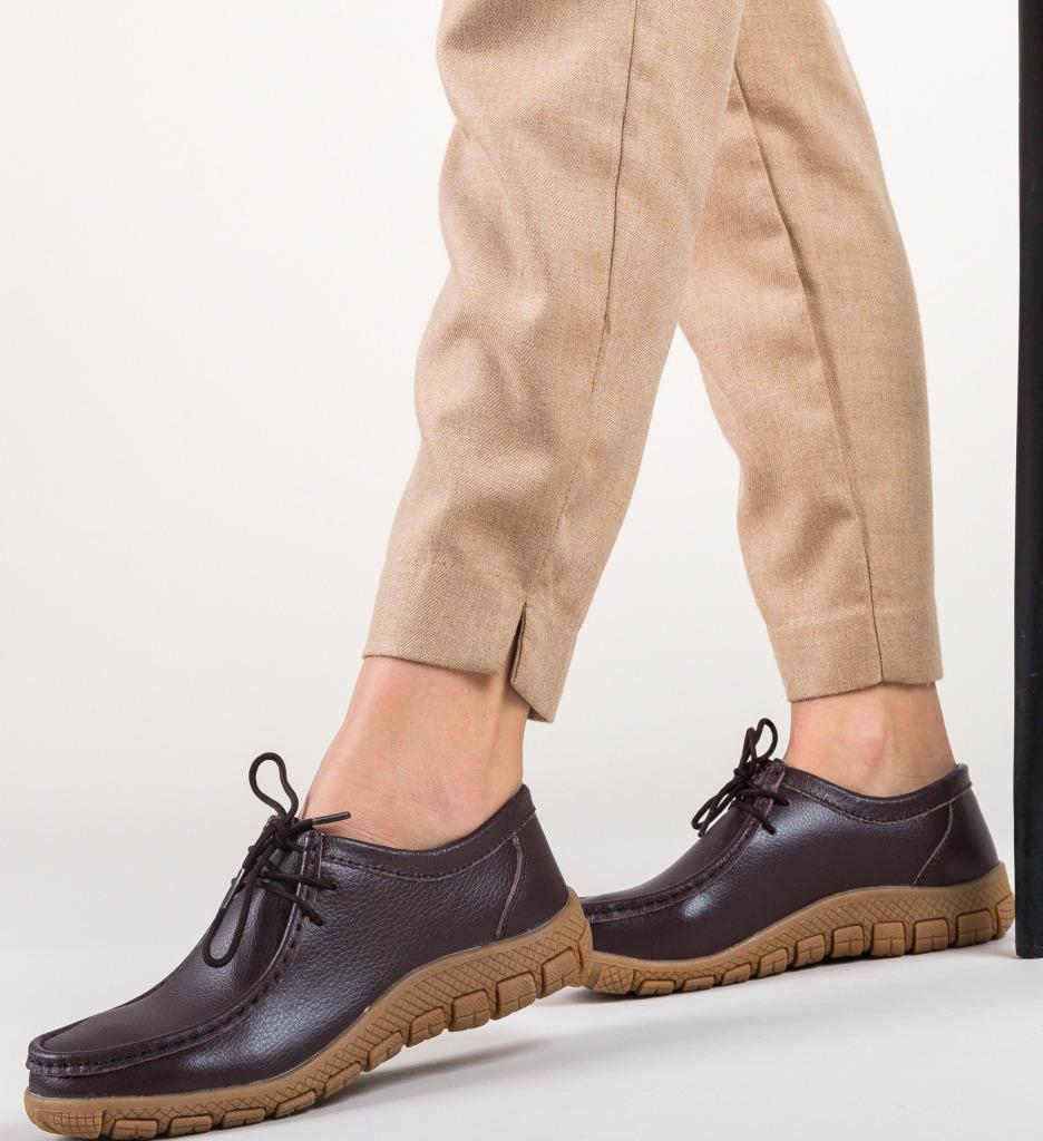 Pantofi Casual Pranav Maro