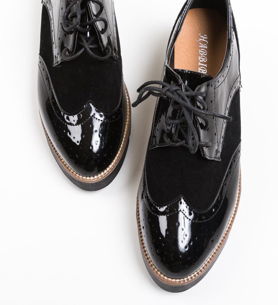 Pantofi Casual Sosari Negri