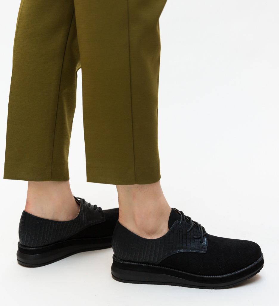 Pantofi Casual Tadim Negri