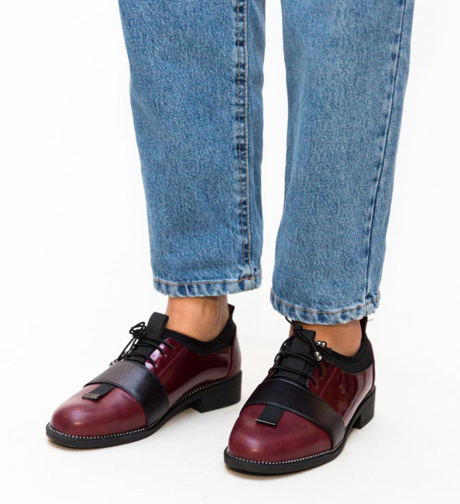 Pantofi Casual Tierney Grena