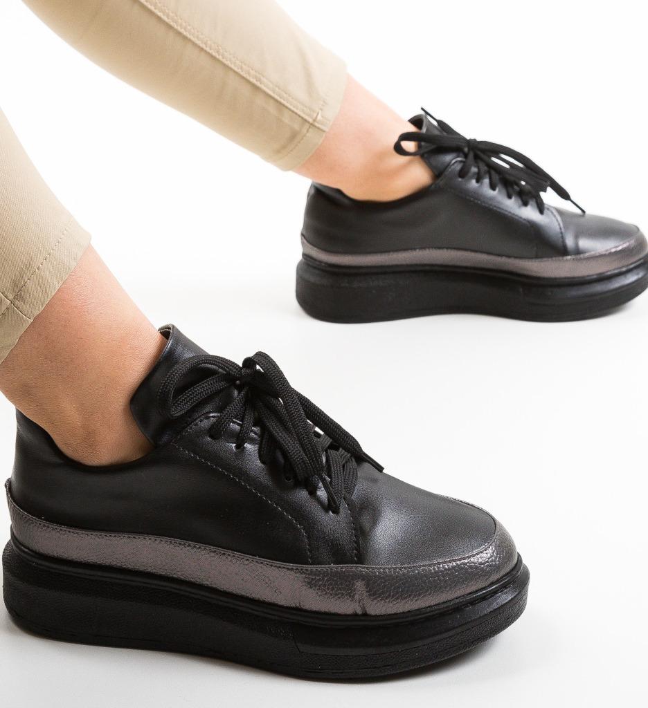 Pantofi Casual Ysuf Negri