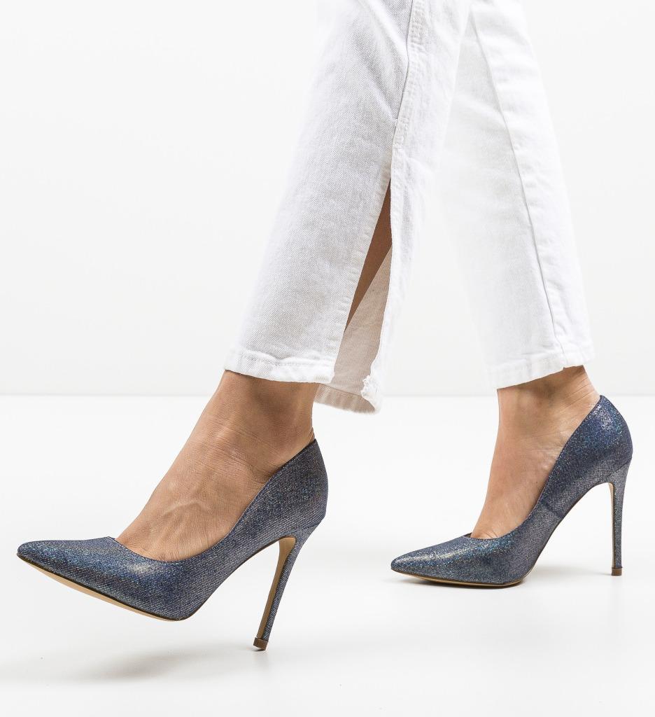Pantofi Ferrei Gri