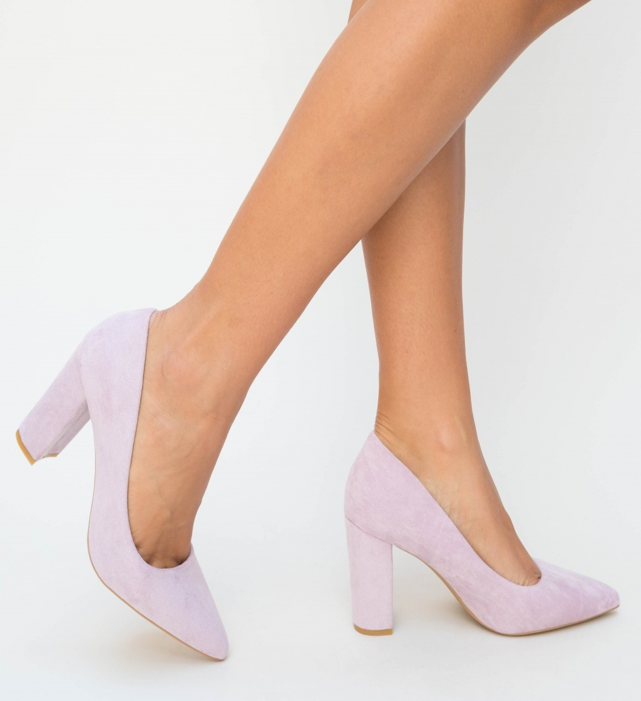 Pantofi Genta Mov