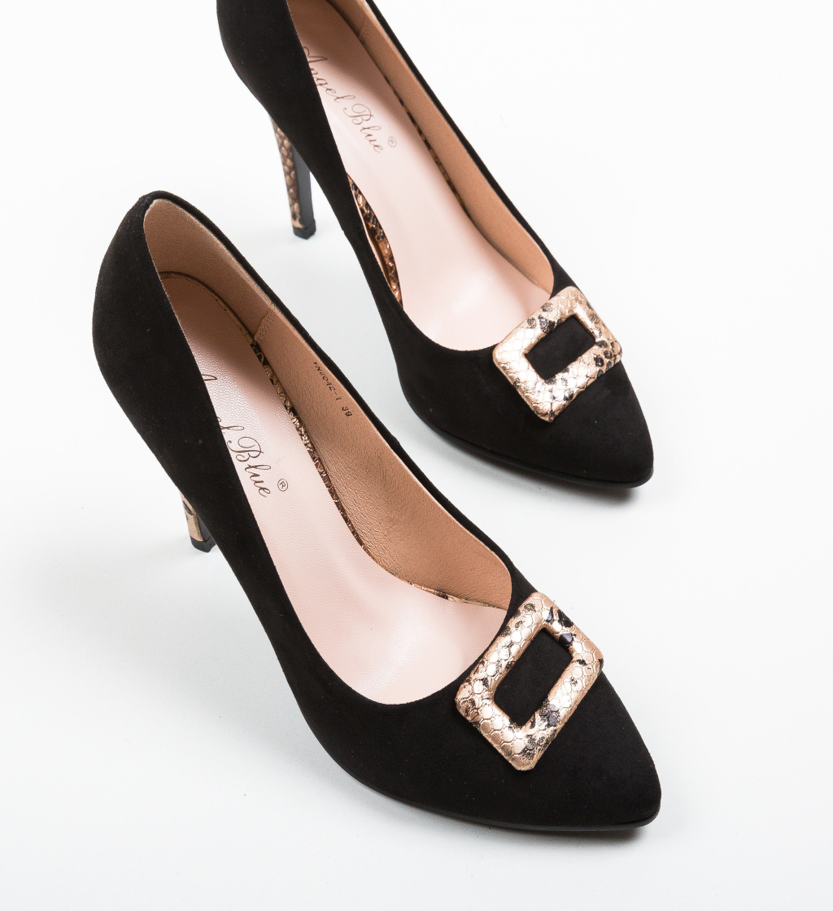 Pantofi Haris Negri