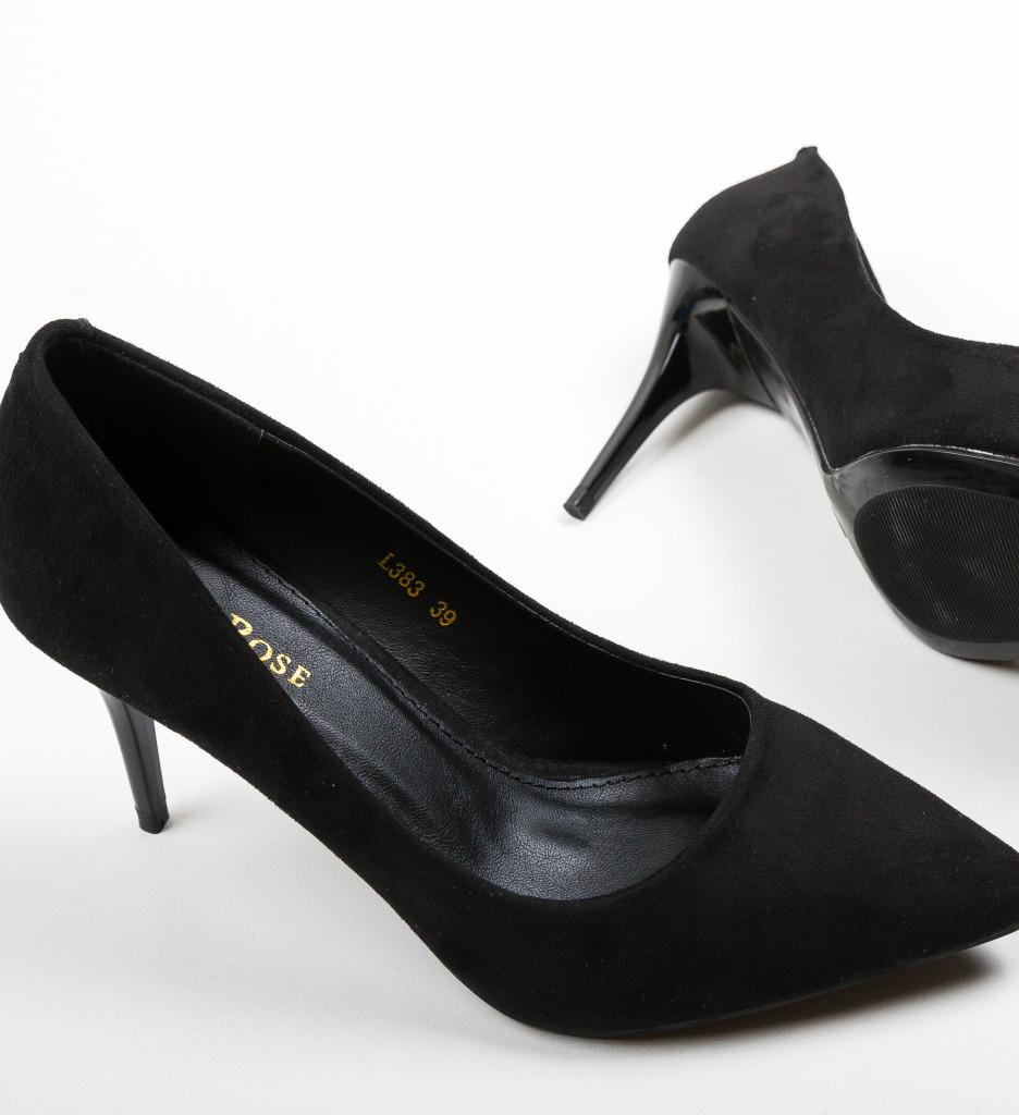 Pantofi Mackie Negri