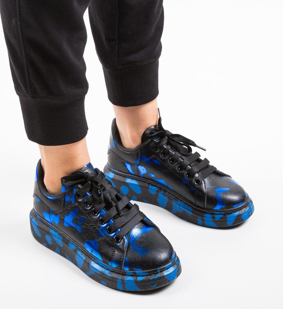 Pantofi Sport Alyx Albastrii