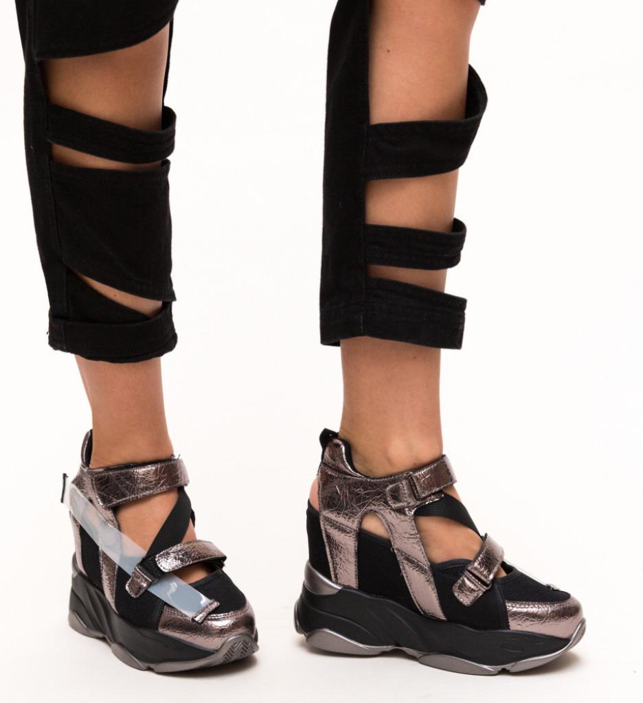 Pantofi Sport Braden Negri imagine