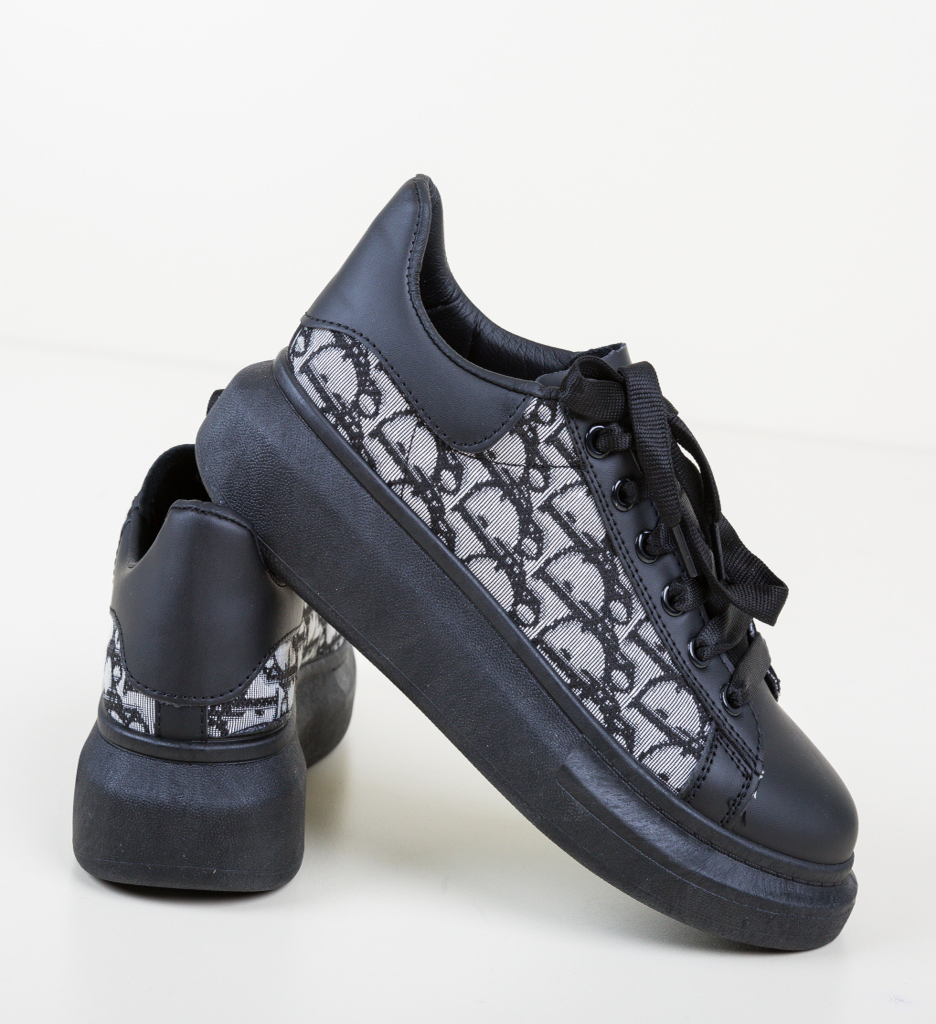 Pantofi Sport Dori Negri