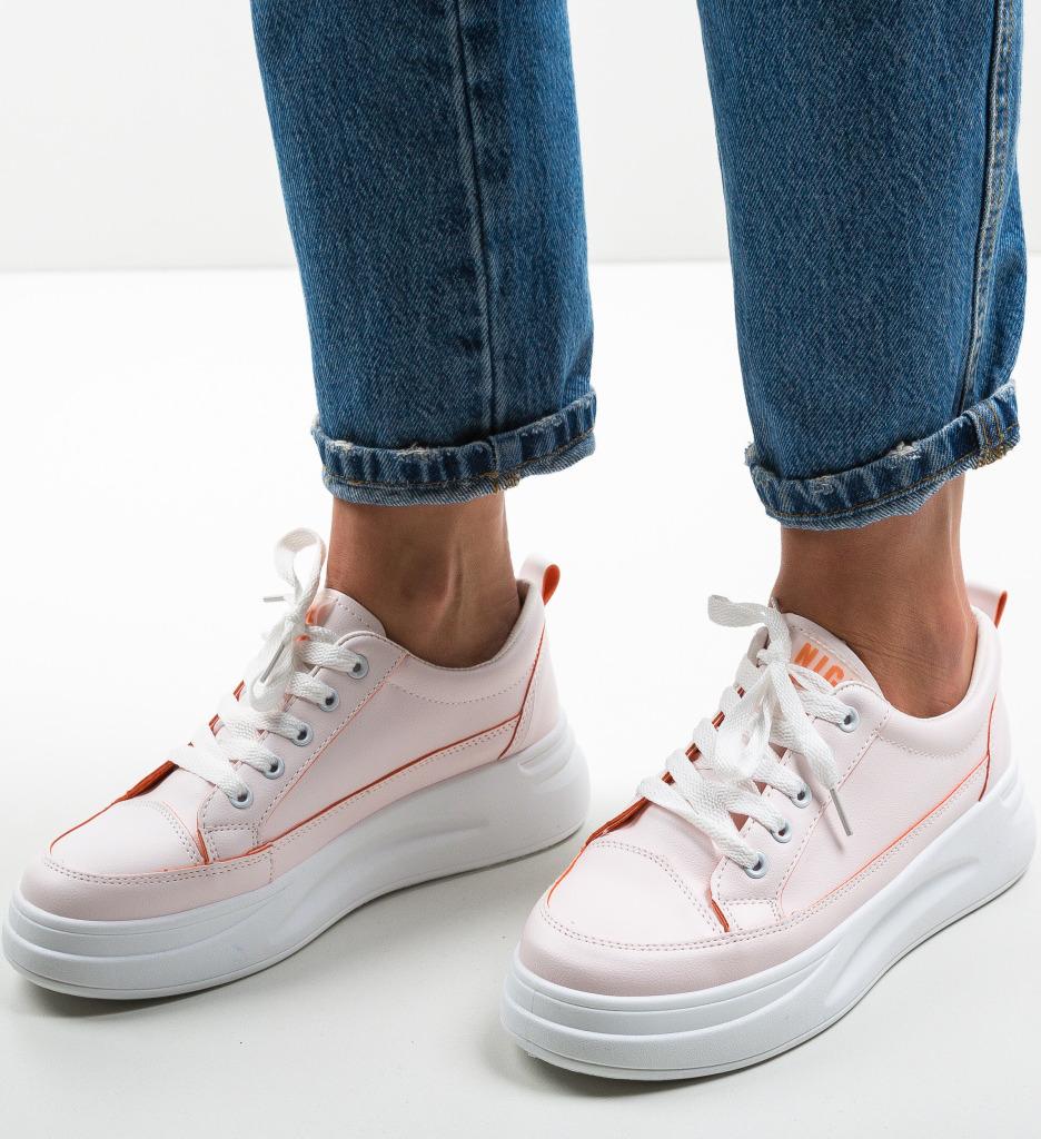 Pantofi Sport Tamzi Portocalii
