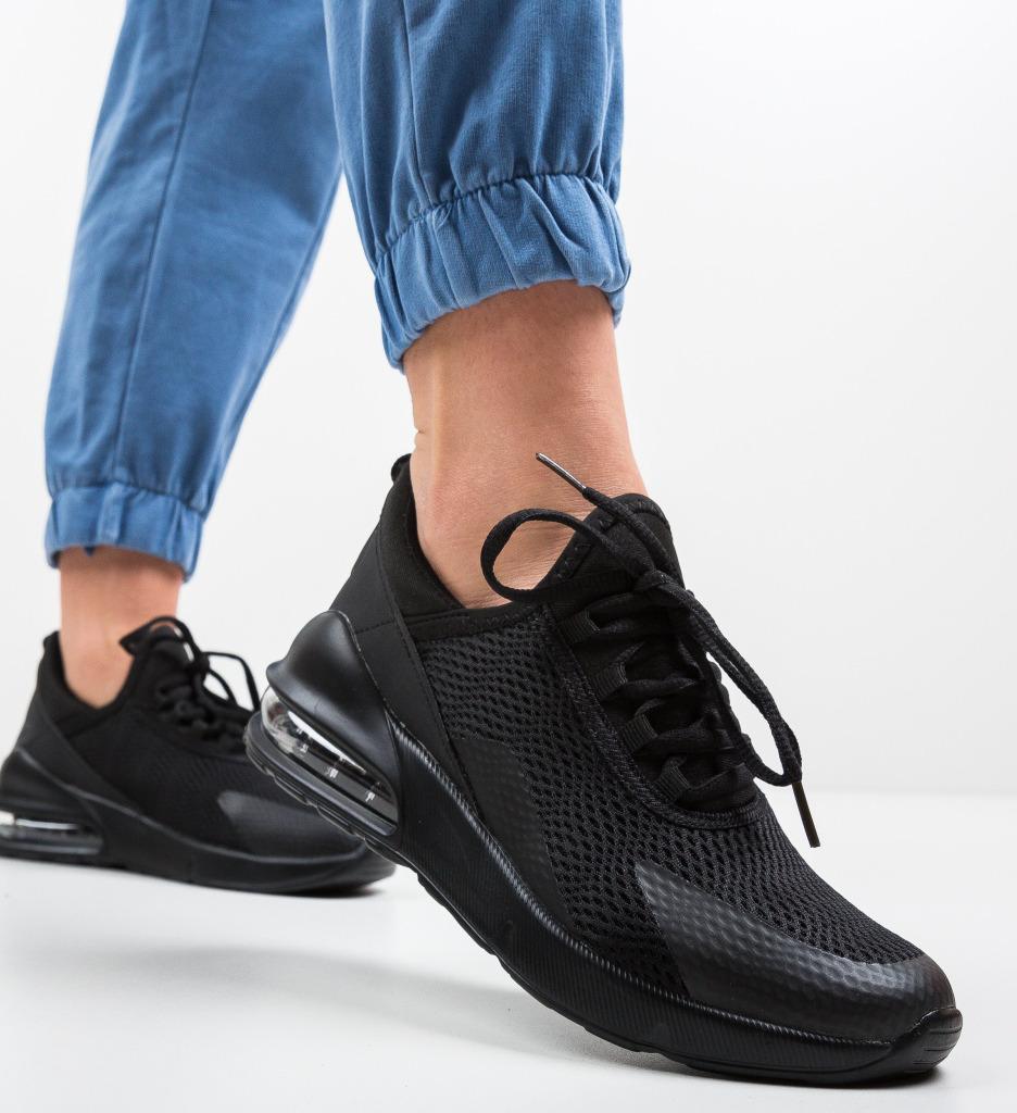 Pantofi Sport Undead Negri