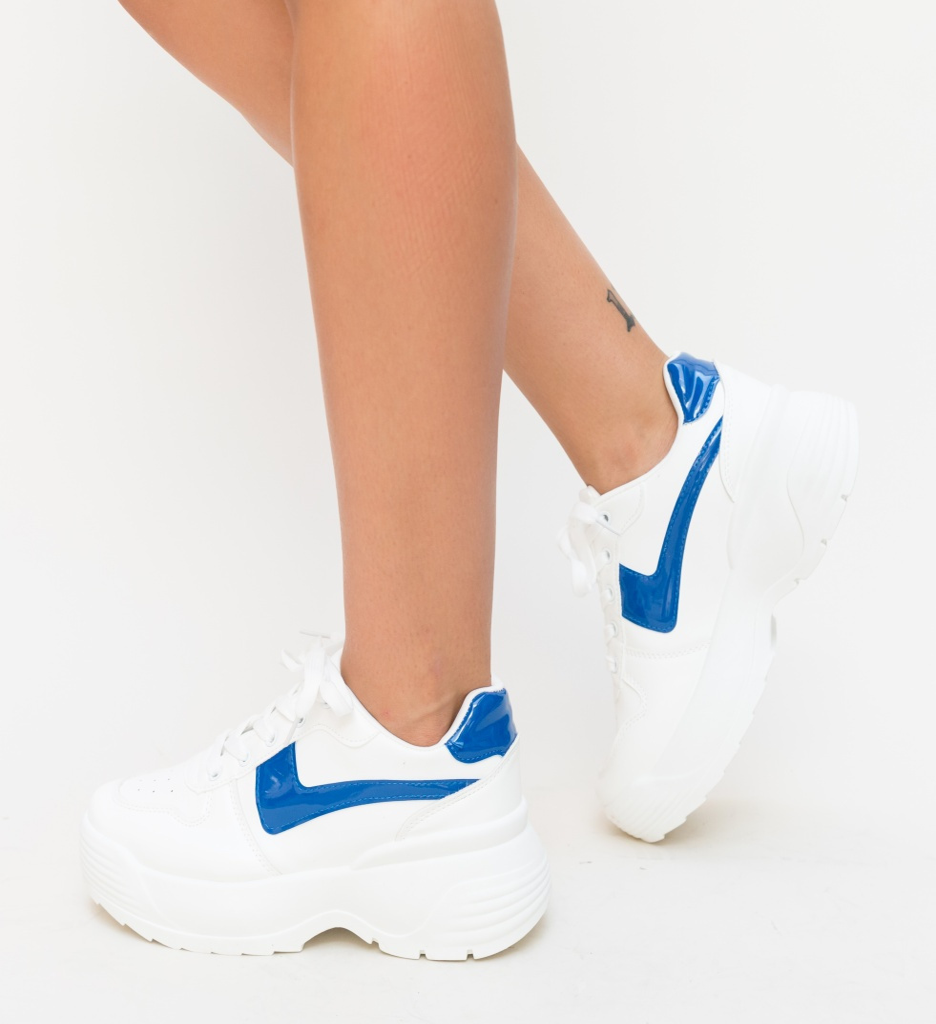 Pantofi Sport Vinia Albastri