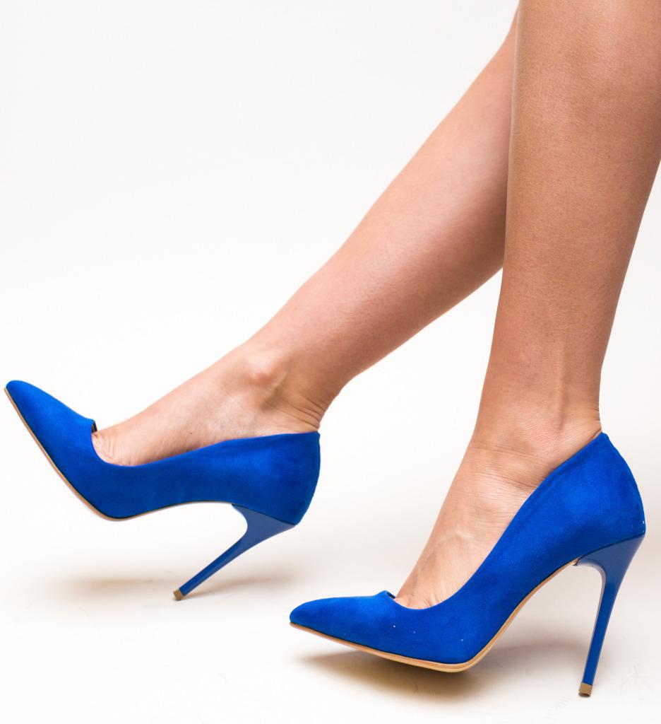 Pantofi Tofife Albastri