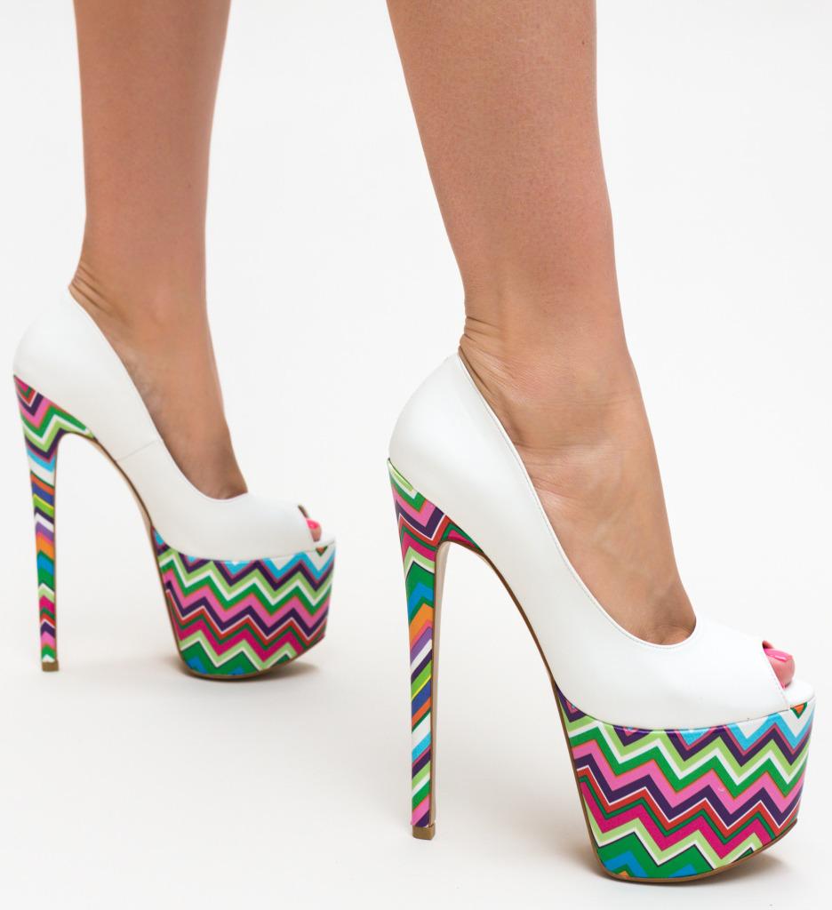 Pantofi Valeria Albi