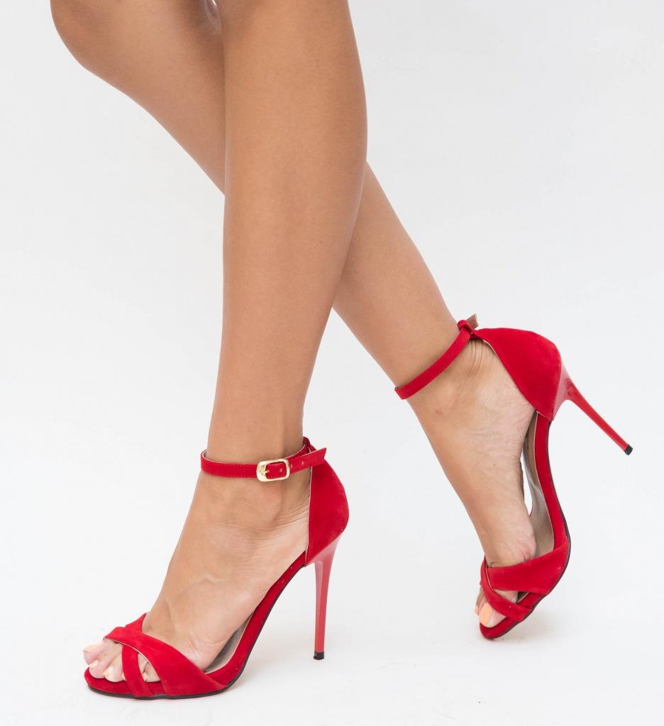 Sandale Bodas Rosii imagine