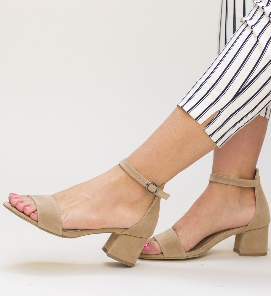Sandale Chirco Bej 2