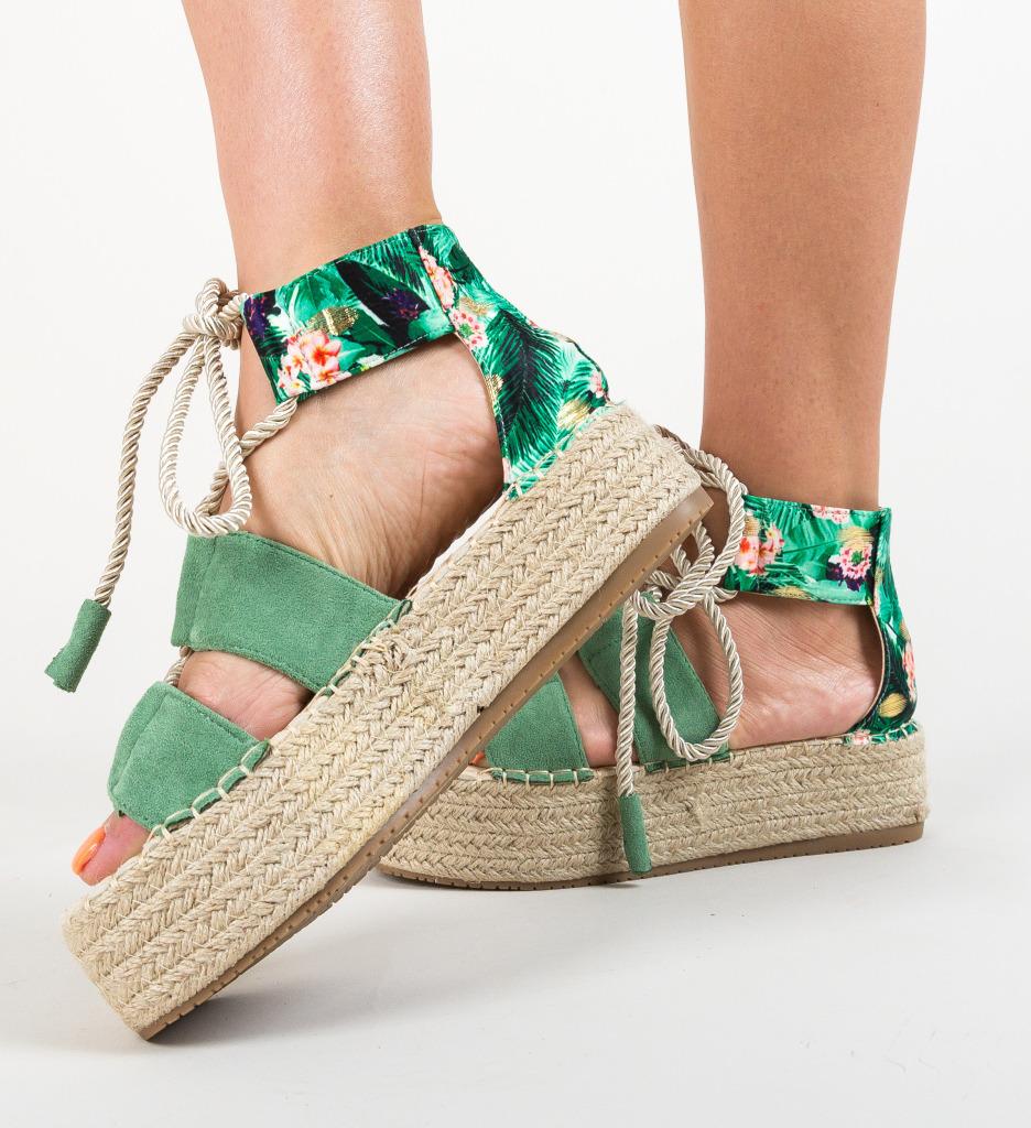 Sandale Crino Verzi