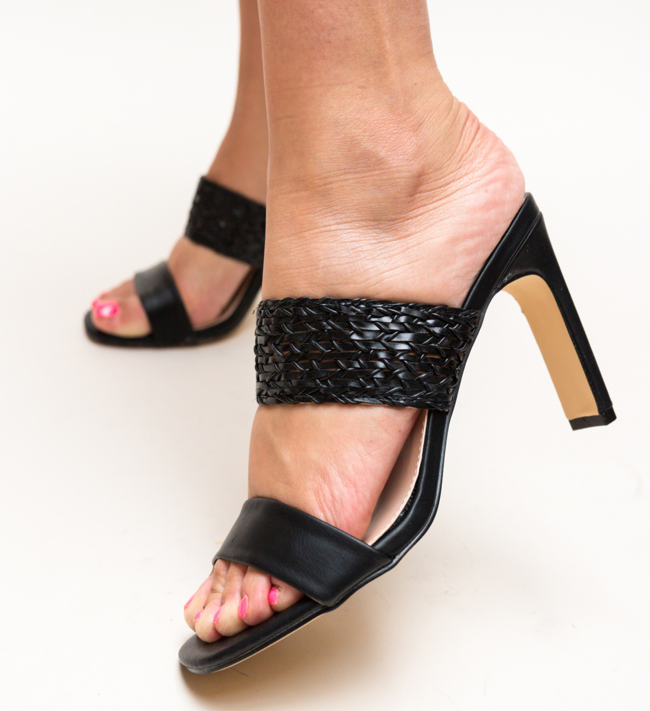 Sandale Dalton Negre