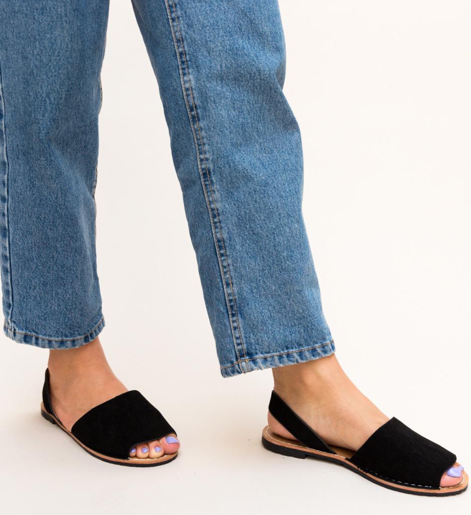 Sandale Keon Negre