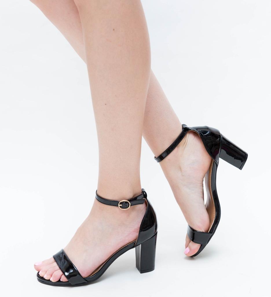 Sandale Kinio Negre