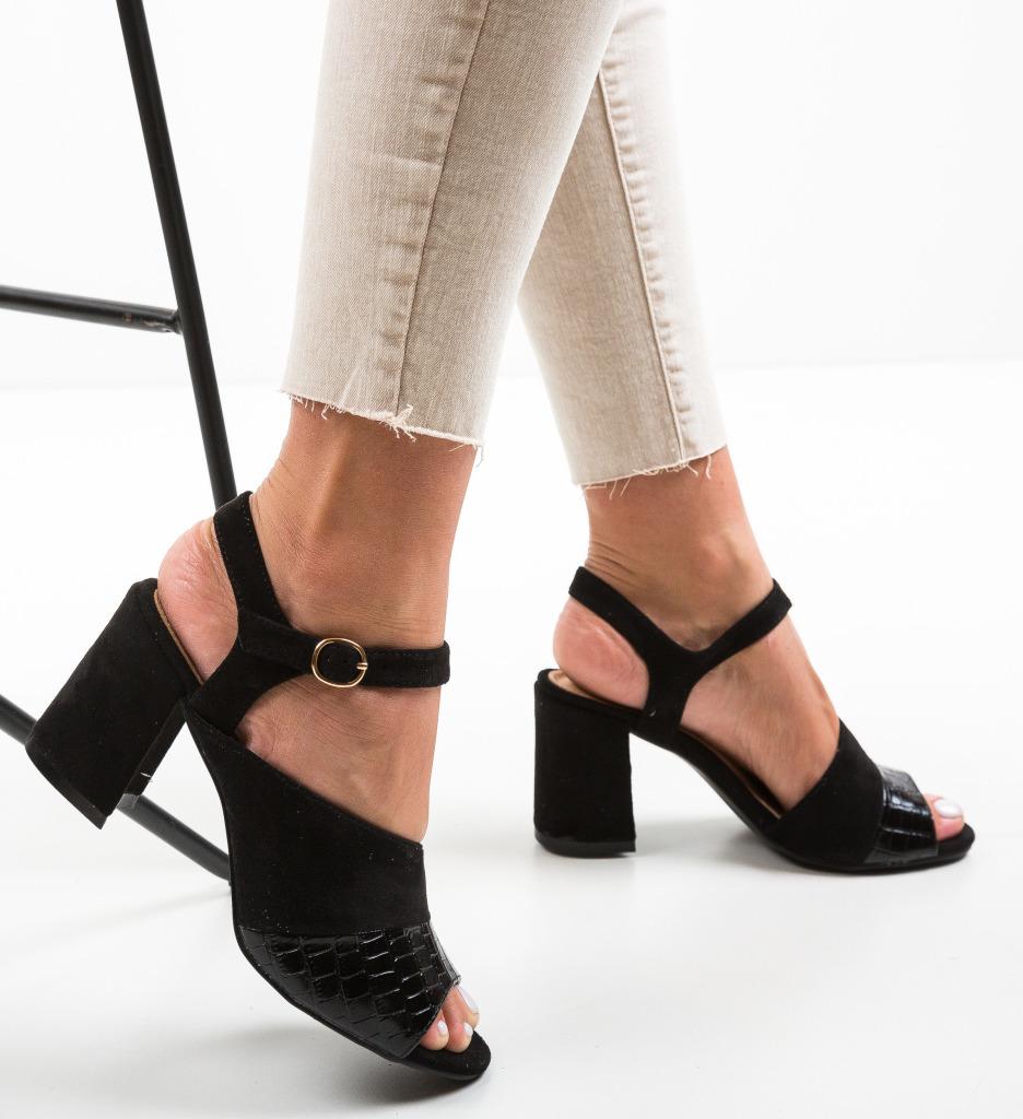 Sandale Orozco Negre
