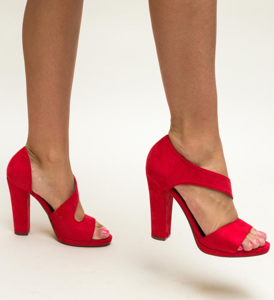 Sandale Proctor Rosii