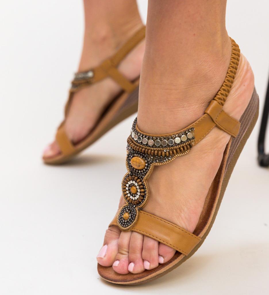 Sandale Rojin Camel
